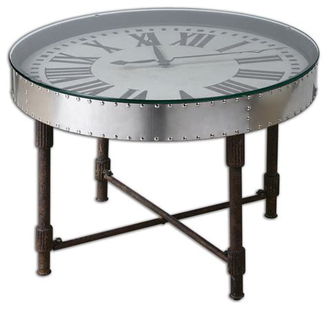 Clock Table cassem clock table traditional side tables and end