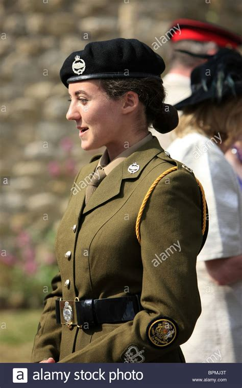 Free Warrant Search Uk Army Cadet Warrant Officer In The Tank Regiment At The Stock Photo