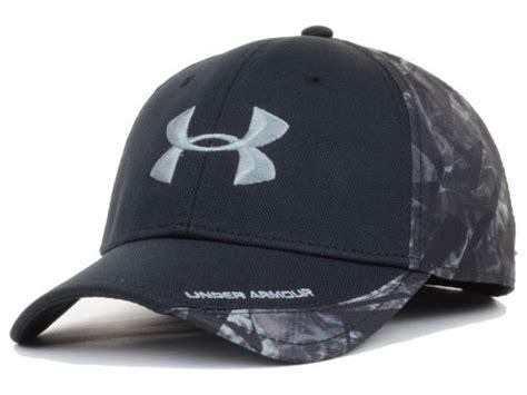 under armoir hats under armour black gray smoke camo pc flex cap lids com