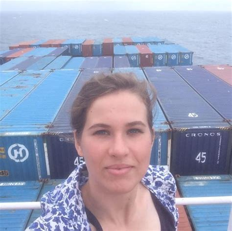 rebecca moss marooned shipping container artist resident back in tokyo