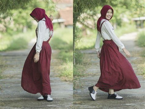 Baju Vintage Untuk Muslimah menuju cantik 2017 trik padu padan baju vintage ini harus jadi referensi
