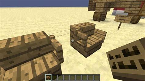 youtuber stuhl minecraft architektur episode 27 sockelleisten