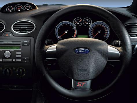 Seat Cupra Interior Ford Focus St 2006 2010 Features Equipment And