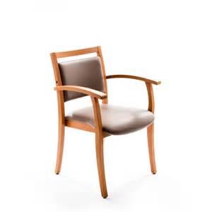 chaise avec accoudoirs polka