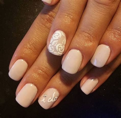 wedding manicure 14 wedding manicure accents you ll want to wear till