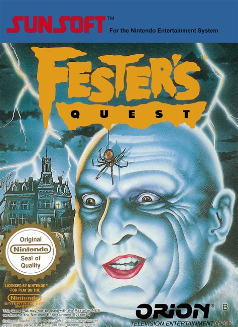 festers quest game giant bomb