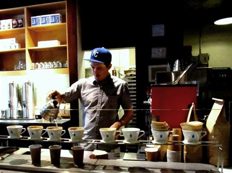 Blue Bottle Coffee May be the Best & Most Innovative    Culture ist