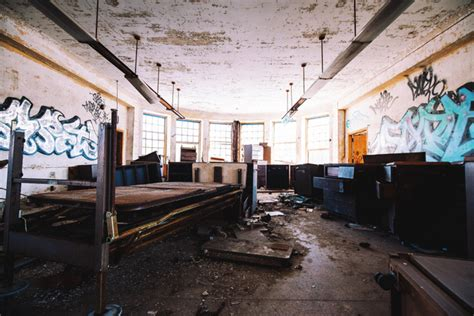 Staten Island Hospital Detox by Inside The Abandoned Children S Hospital And Tunnels At