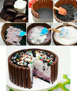 25 best ideas about ice cream cakes on pinterest icecream cake recipes ice cream deserts and