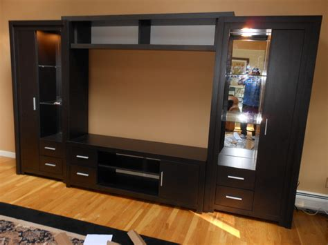 chrystie entertainment center contemporary furniture