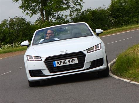 Cost Of Audi Tt by Audi Tt Roadster 2015 Running Costs Parkers