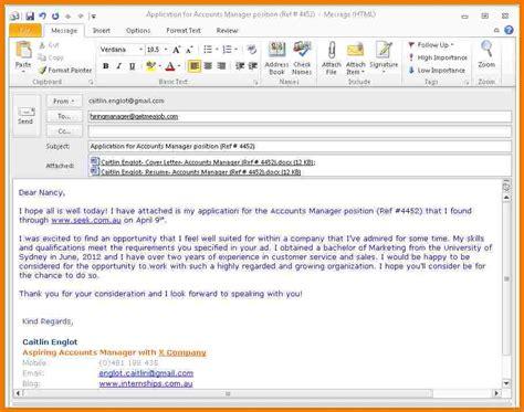 7  job interest email sample   assistant cover letter