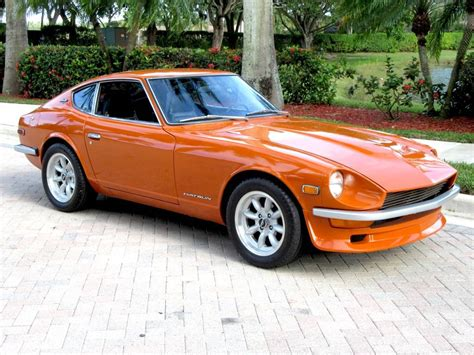 vintage datsun convertible 1970 datsun 240z for sale 1891829 hemmings motor