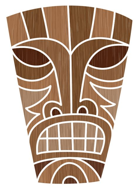 tiki designs on behance