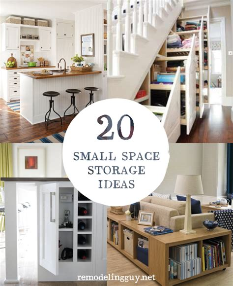 diy organization ideas for small spaces 20 small space storage ideas