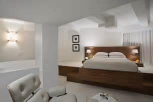 Loft Bedroom Design by Modern Bedroom Ny Loft Ix Interior Design Architecture