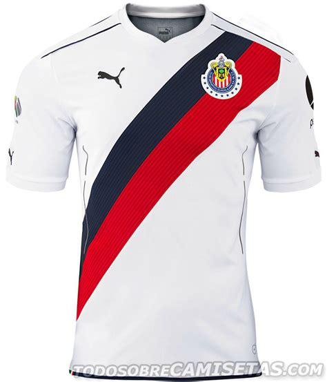 T Shirt Chivas 01 jerseys de chivas 2016 17 todo sobre camisetas