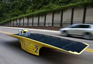 Best Car Deals Michigan Of Michigan S Quantum Solar Racer Laps Michigan