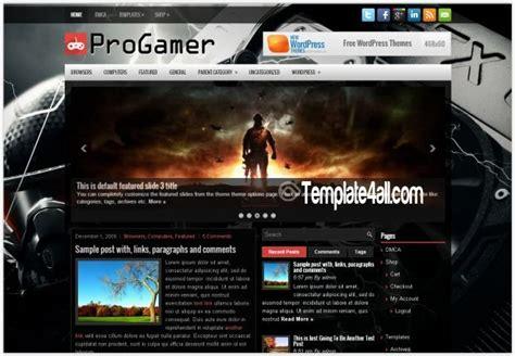 wordpress themes free download professional 2012 dark pro gaming wordpress theme download