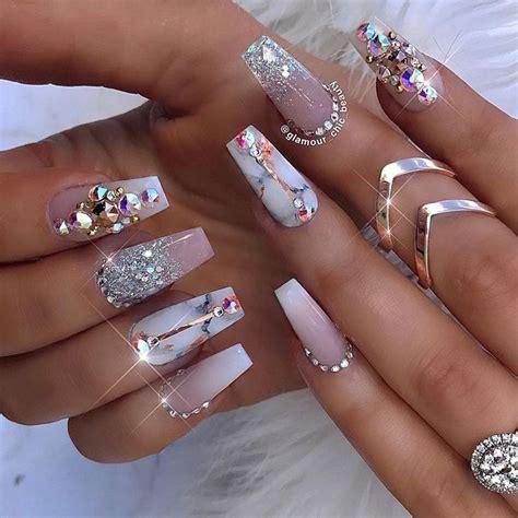 Casket Nail Designs