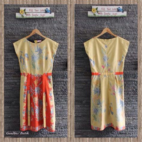Sarimbit Manohara Series Batik Pekalongan 17 best images about batik blouse dress on javanese jakarta and pendant necklace