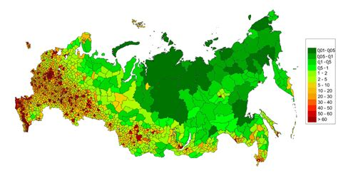 russia density map russia population density map beautiful scenery photography