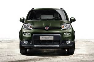 Panda Fiat 4x4 Fast Forward Does Fiat Need The Panda 4x4 Part 2