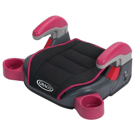graco turbo booster seat safety rating graco backless turbobooster colorz car seat