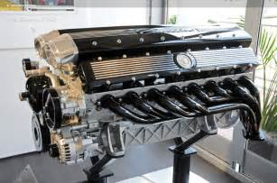 Cadillac Sixteen Engine Cadillac V16 Engine Images