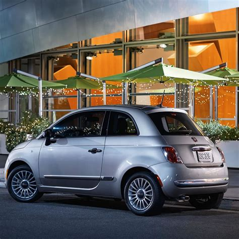 what make is fiat fiat 500 vs the mini price does make a difference