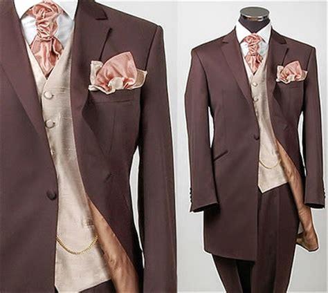 foto desain jas contoh jas pengantin pria modern setelan lengkap terbaru