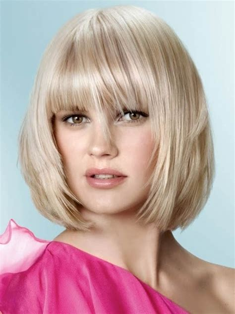 hairstyles layered bob medium length shoulder length bob hairstyles with bangs style wu with