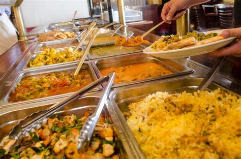 indian lunch buffet gallery