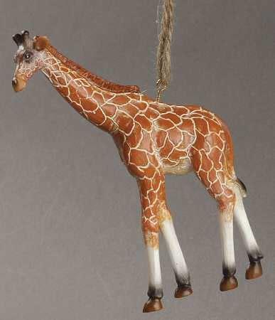 giraffe christmas decoration outdoor christmas decor and