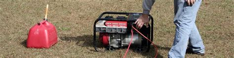 backfeed your home with a portable generator preppers