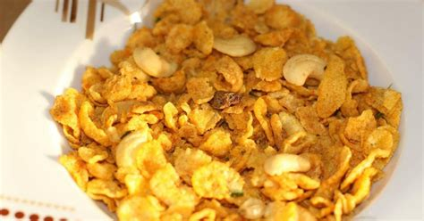 sweet cornflakes mixture recipe book