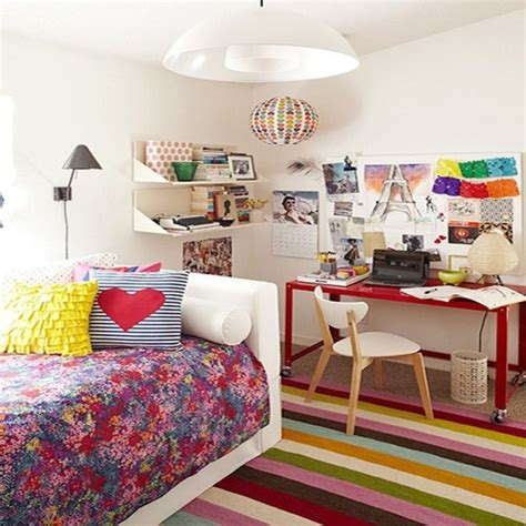 awesome teenage bedrooms colorful teen bedroom at awesome colorful bedroom design