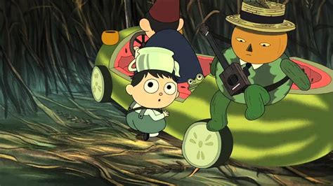Cartoon Network Gets Ready To Peek Over The Garden Wall The Garden Wall Network