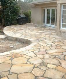 Patio Designs With Slate 25 Best Ideas About Flagstone Patio On Paver