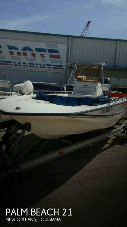 pontoon boats for sale new orleans for sale used 2007 palm beach 21 in new orleans louisiana