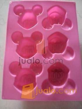 Cetakan Hippo Jelly Es Batu Coklat cetakan es batu jelly puding coklat motif kepala mickey mouse dari silikon surakarta jualo