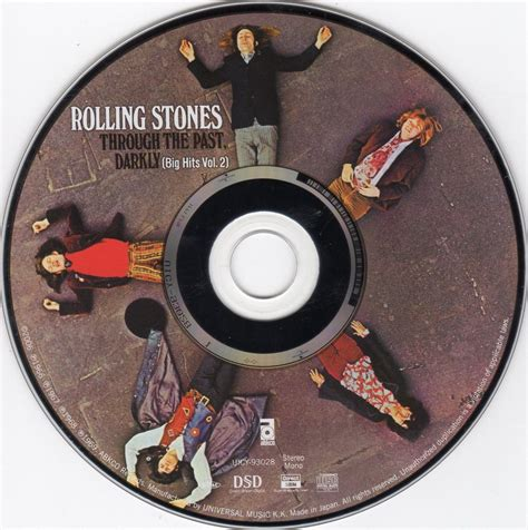 Through The the rolling stones through the past darkly big hits