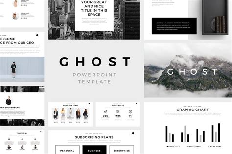 20 Best New Powerpoint Templates Of 2016 Design Shack Best Powerpoint Templates Free 2017 Minimalist