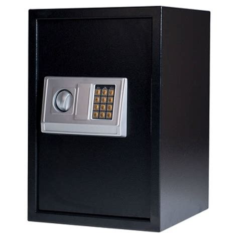 Safe E Shopping by Stalwart Electronic Large Safe Black Shop Your