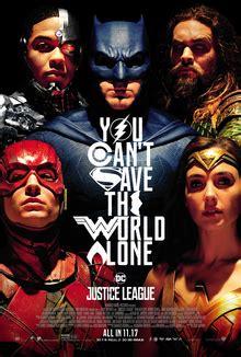 justice league (film) wikipedia