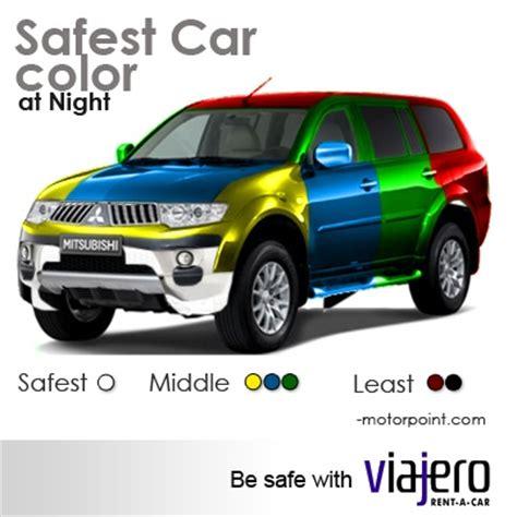 safest car color safest car color etc