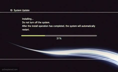 ps3 ofw system software update 4 75 inside