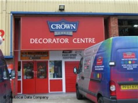 crown decorator centre 42 imperial way croydon