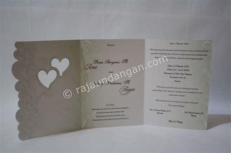 Blangko Undangan Nikah Pernikahan Fatih 17 undangan pernikahan softcover herman dan tini