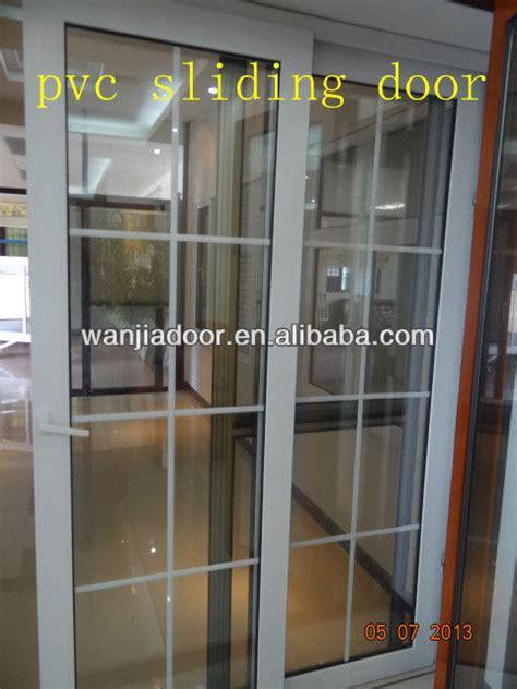 Pvc Living Room Doors Top Pvc Interior Sliding Living Room Glass Doors Buy